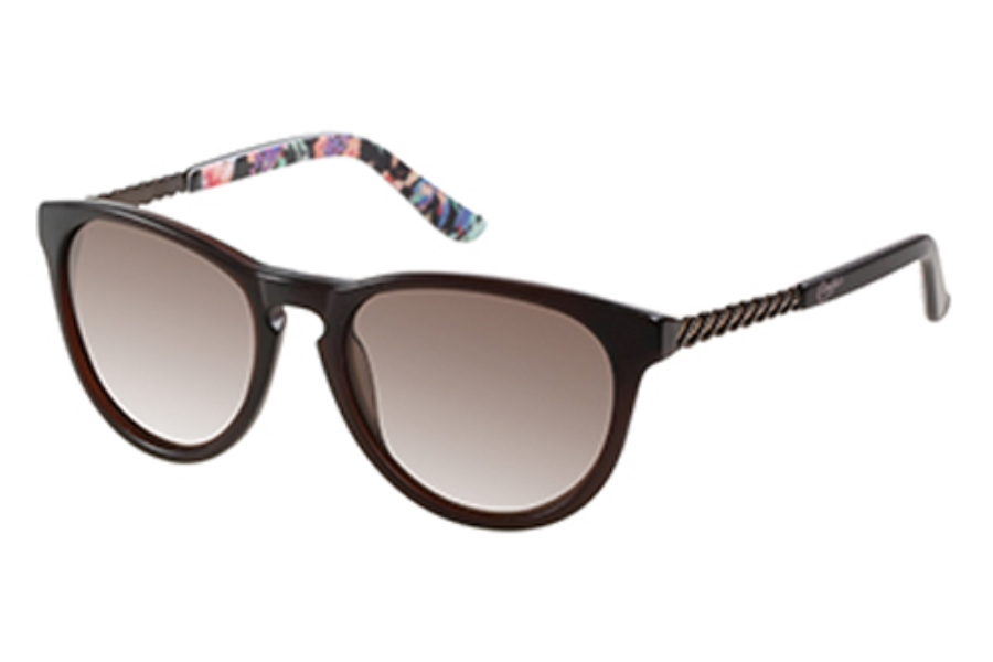 Candies COS 2124 Sunglasses in MCH-1: Matte Mocha